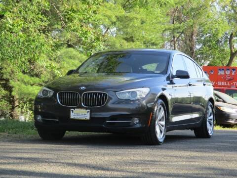 2011 BMW 5 Series for sale at Loudoun Used Cars in Leesburg VA