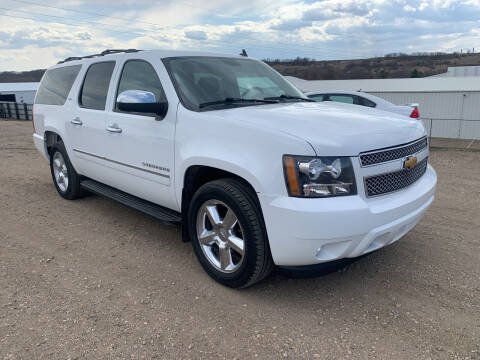 2012 Chevrolet Suburban for sale at TRUCK & AUTO SALVAGE in Valley City ND