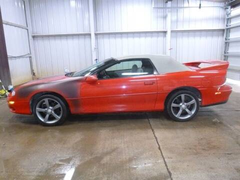 2001 Chevrolet Camaro for sale at East Coast Auto Source Inc. in Bedford VA