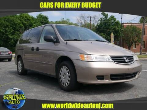2004 Honda Odyssey for sale at Worldwide Auto in Hamilton NJ