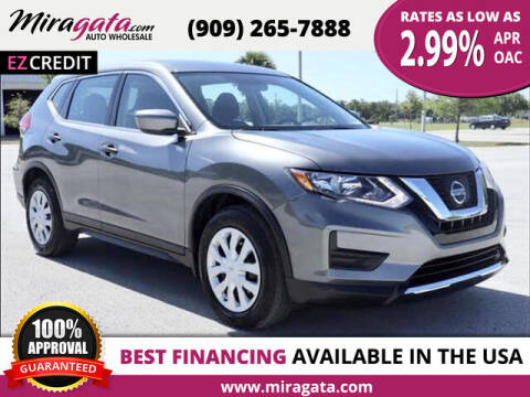 2017 Nissan Rogue for sale at Miragata Auto in Bloomington CA