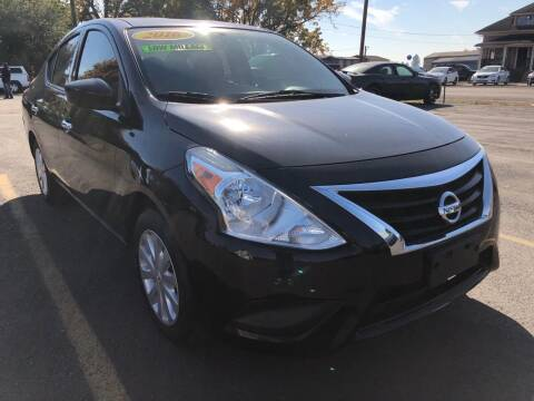 2016 Nissan Versa for sale at Low Price Auto and Truck Sales, LLC in Salem OR