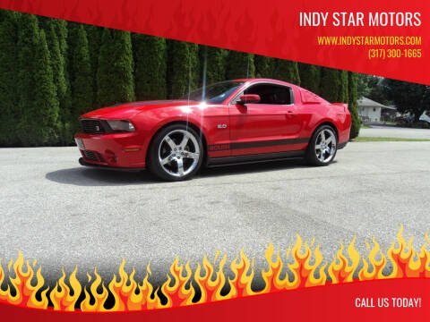 2011 Ford Mustang for sale at Indy Star Motors in Indianapolis IN