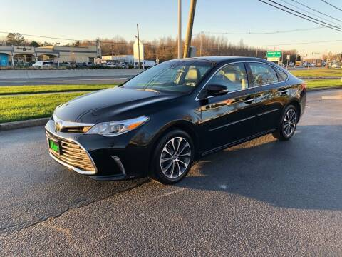 2018 Toyota Avalon for sale at iCar Auto Sales in Howell NJ