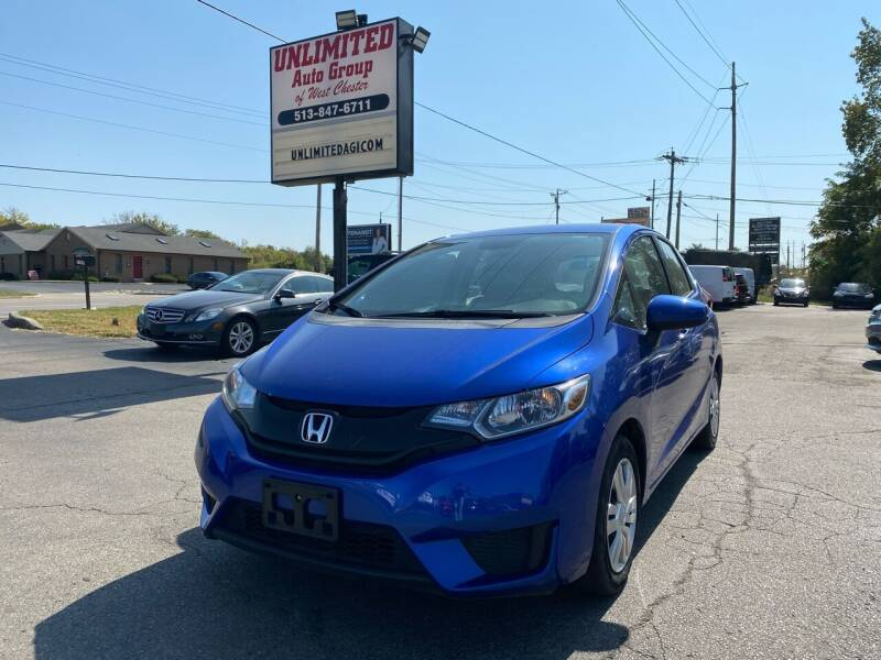 2017 Honda Fit for sale at Unlimited Auto Group in West Chester OH