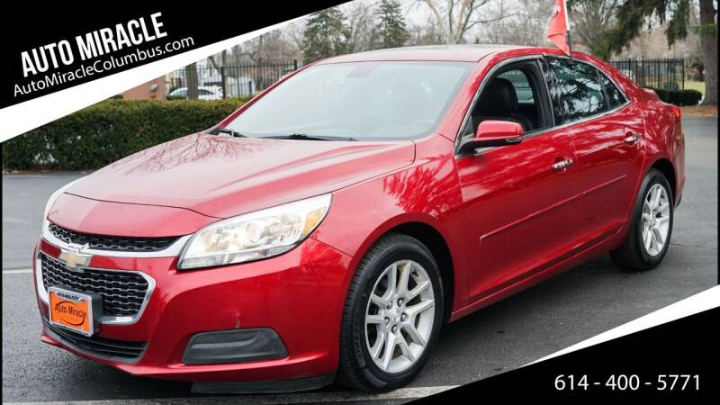 2014 Chevrolet Malibu for sale at Auto Miracle in Columbus OH