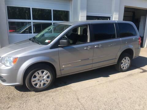 2016 Dodge Grand Caravan for sale at Ogden Auto Sales LLC in Spencerport NY