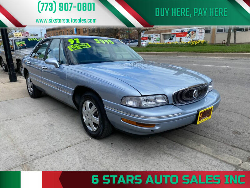 1997 Buick LeSabre for sale at 6 STARS AUTO SALES INC in Chicago IL