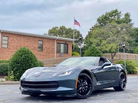 2019 Chevrolet Corvette for sale at Sebar Inc. in Greensboro NC