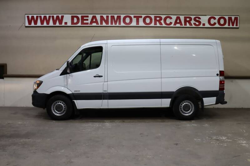 2014 Mercedes-Benz Sprinter Cargo for sale at Dean Motor Cars Inc in Houston TX