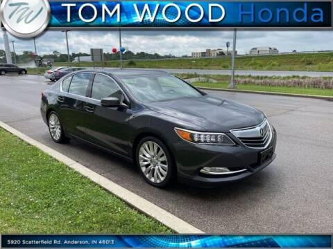 2014 Acura RLX for sale at Tom Wood Honda in Anderson IN