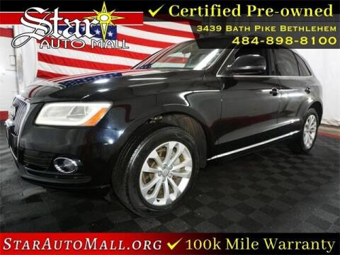 2013 Audi Q5 for sale at STAR AUTO MALL 512 in Bethlehem PA