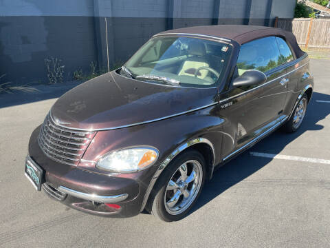 2005 Chrysler PT Cruiser for sale at APX Auto Brokers in Lynnwood WA