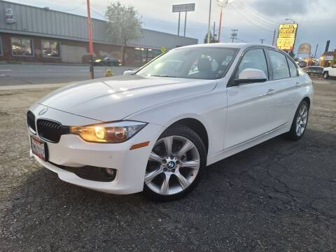 2015 BMW 3 Series for sale at City Motors in Hayward CA
