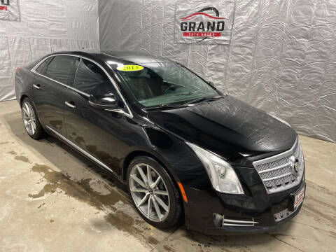 2013 Cadillac XTS for sale at GRAND AUTO SALES in Grand Island NE