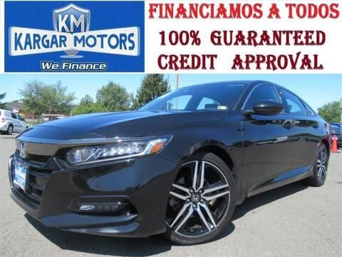 2018 Honda Accord for sale at Kargar Motors of Manassas in Manassas VA