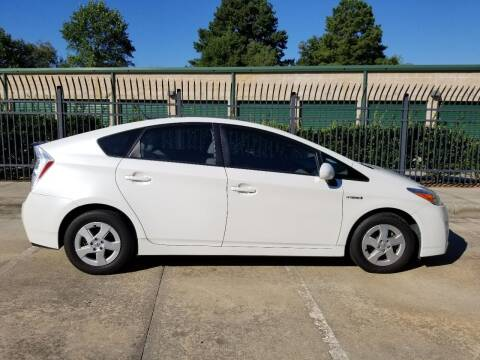 2011 Toyota Prius for sale at Hollingsworth Auto Sales in Wake Forest NC