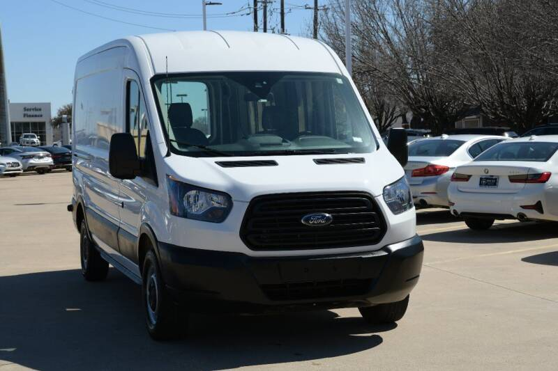 2019 Ford Transit Cargo for sale at Silver Star Motorcars in Dallas TX