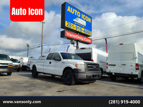 2013 Ford F-150 for sale at Auto Icon in Houston TX