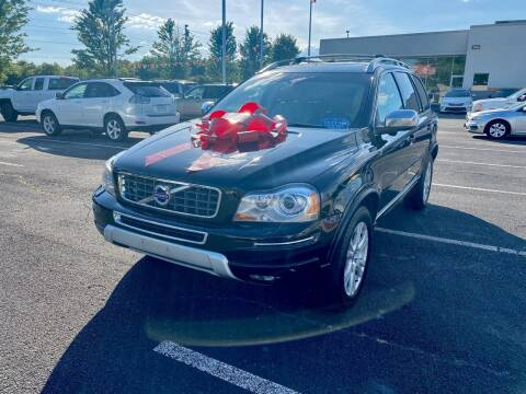 2013 Volvo XC90 for sale at Charlotte Auto Group, Inc in Monroe NC