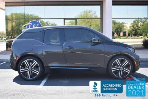 2015 BMW i3 for sale at GOLDIES MOTORS in Phoenix AZ