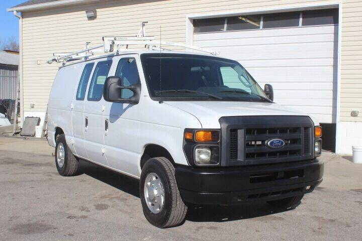2014 Ford E-Series Cargo for sale at Auto Connection 210 LLC in Angier NC