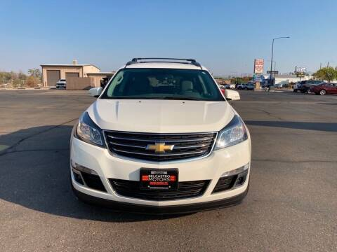 2014 Chevrolet Traverse for sale at Belcastro Motors in Grand Junction CO