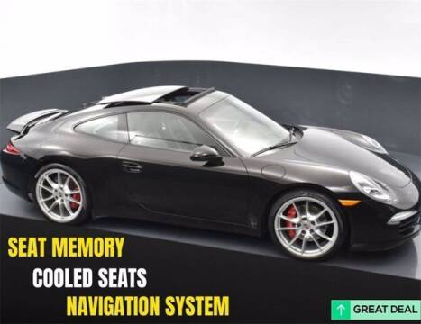 2014 Porsche 911 for sale at Car Vision Buying Center in Norristown PA