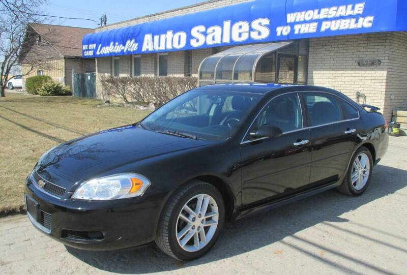 2012 Chevrolet Impala for sale in Waterford, MI