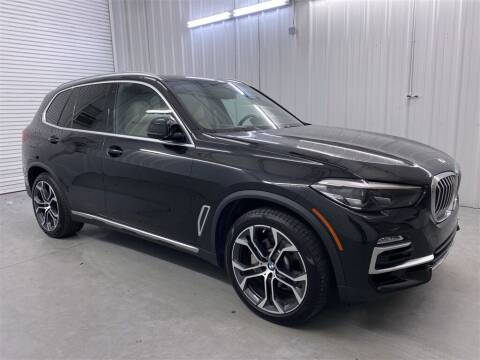 2019 BMW X5 for sale at JOE BULLARD USED CARS in Mobile AL