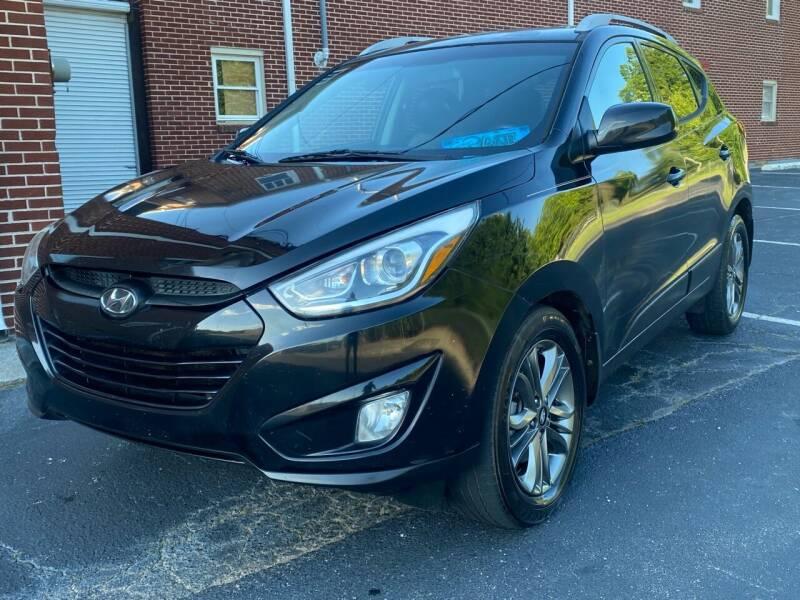 2015 Hyundai Tucson for sale at el camino auto sales in Gainesville GA