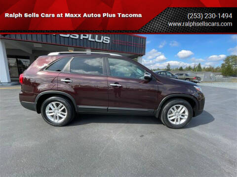 2014 Kia Sorento for sale at Ralph Sells Cars at Maxx Autos Plus Tacoma in Tacoma WA