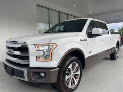 2015 Ford F-150 for sale at Powerhouse Automotive in Tampa FL