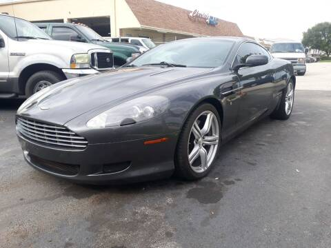2009 Aston Martin DB9 for sale at LAND & SEA BROKERS INC in Deerfield FL