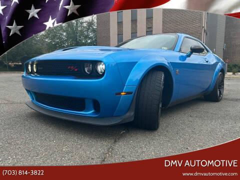 2019 Dodge Challenger for sale at DMV Automotive in Falls Church VA