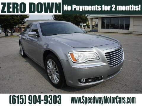 2013 Chrysler 300 for sale at Speedway Motors in Murfreesboro TN