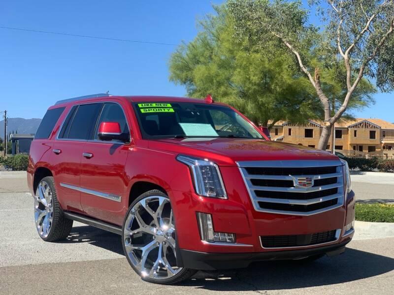 2015 Cadillac Escalade for sale at Esquivel Auto Depot in Rialto CA