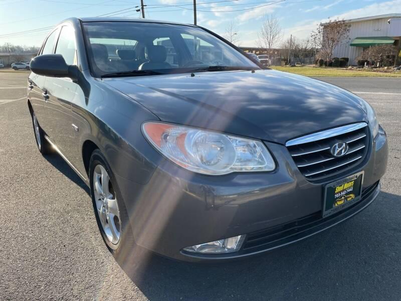 2007 Hyundai Elantra for sale at Shell Motors in Chantilly VA