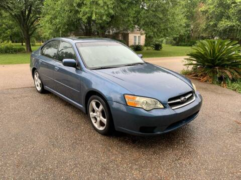 2006 Subaru Legacy for sale at CARWIN MOTORS in Katy TX