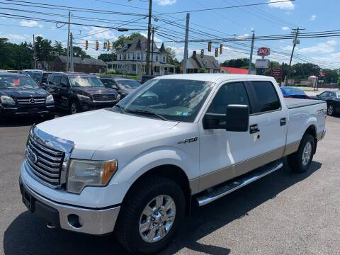 2010 Ford F-150 for sale at Masic Motors, Inc. in Harrisburg PA