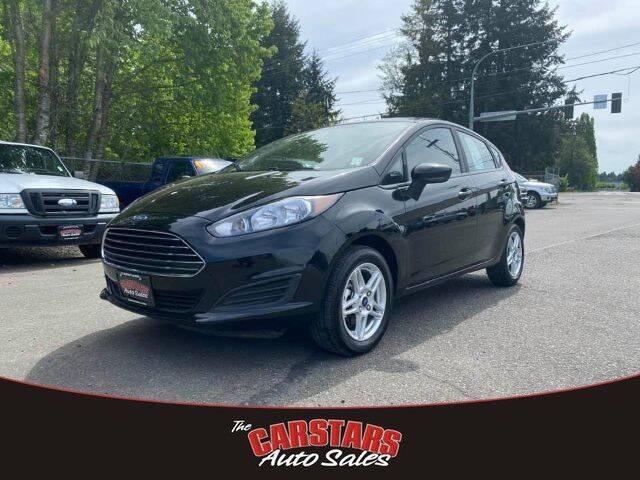 2017 Ford Fiesta for sale in Olympia, WA