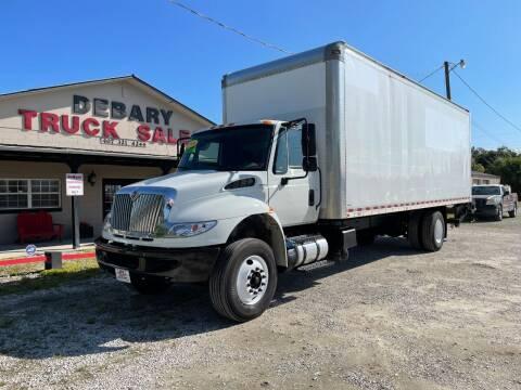 2016 International DuraStar 4300 for sale at DEBARY TRUCK SALES in Sanford FL
