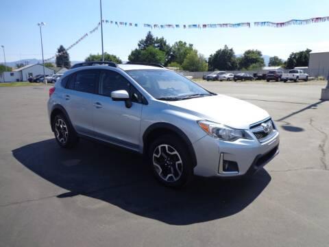 2016 Subaru Crosstrek for sale at New Deal Used Cars in Spokane Valley WA
