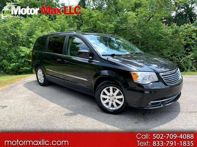 2014 Chrysler Town and Country for sale at Motor Max Llc in Louisville KY