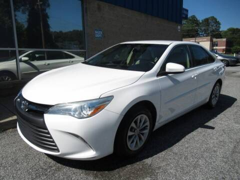 2015 Toyota Camry for sale at Southern Auto Solutions - Georgia Car Finder - Southern Auto Solutions - 1st Choice Autos in Marietta GA