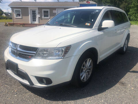2016 Dodge Journey for sale at AUTO OUTLET in Taunton MA