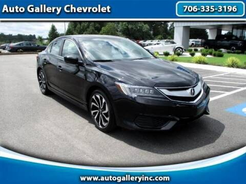 2018 Acura ILX for sale at Auto Gallery Chevrolet in Commerce GA
