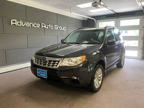2012 Subaru Forester for sale at Advance Auto Group, LLC in Chichester NH