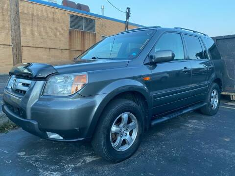 2007 Honda Pilot for sale at Abrams Automotive Inc in Cincinnati OH