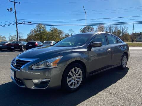 2014 Nissan Altima for sale at Vantage Auto Group in Tinton Falls NJ